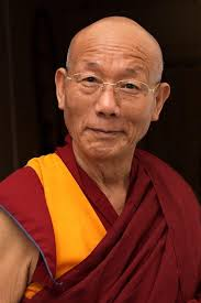Venerable Khensur Rinpoche Lobsang Tsephel Land of Compassion Buddha Edmonton Tibetan Buddhist centre picture2