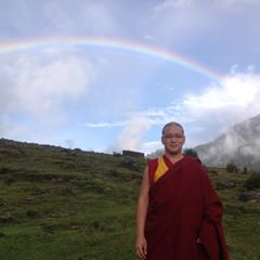 Venerable Geshe Pema Tshering spiritual teacher Land of Compassion Buddha Edmonton Tibetan Buddhist centre picture 5