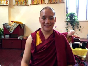 Venerable Geshe Pema Tshering spiritual teacher Land of Compassion Buddha Edmonton Tibetan Buddhist centre picture 2