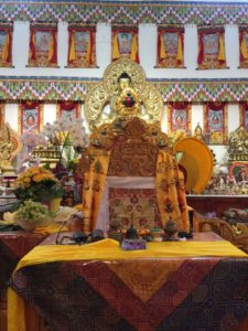 Land of Compassion Buddha Edmonton Tibetan Buddhist centre or temple